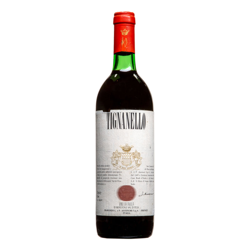 Antinori, 'Tignanello' 1982 - Parcelle Wine