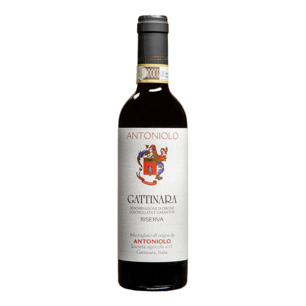 Antoniolo, Nebbiolo Gattinara 2015 Half-Bottle from Antoniolo - Parcelle Wine