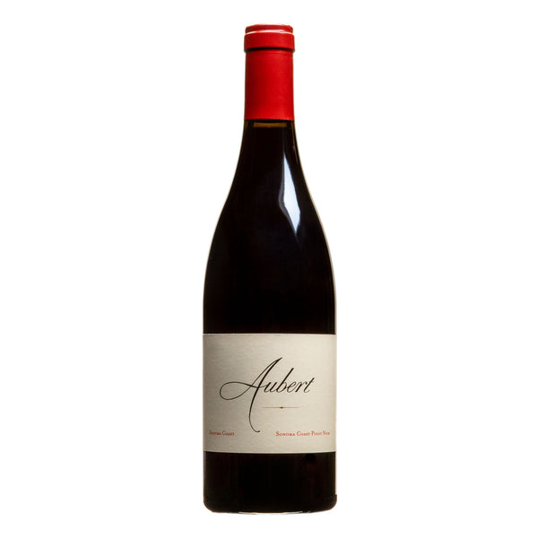 Aubert, Pinot Noir Sonoma Coast 2018 from Aubert - Parcelle Wine