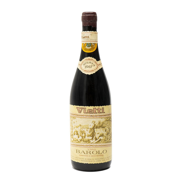 Vietti, Barolo 1968 from Vietti - Parcelle Wine
