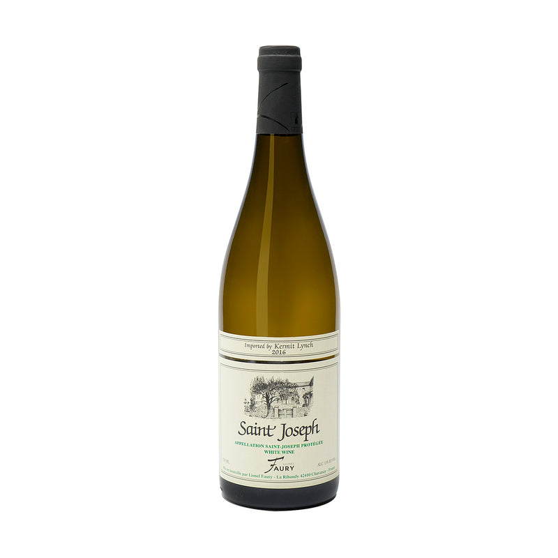 Domaine Faury, Saint-Joseph 2016 from Domaine Faury - Parcelle Wine