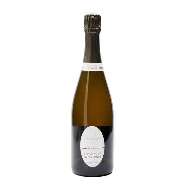 Laurent Bénard, 'Vendange' Extra Brut 2010 from Laurent Bénard - Parcelle Wine