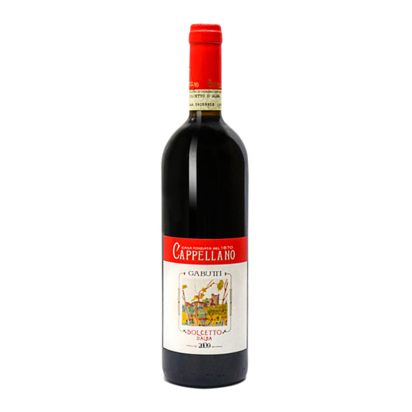 Cappellano, 'Gabutti' Dolcetto d'Alba 2009 from Cappellano - Parcelle Wine