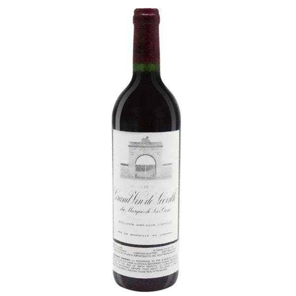 Château Léoville Las Cases, Saint-Julien 2005 Magnum from Château Léoville Las Cases - Parcelle Wine
