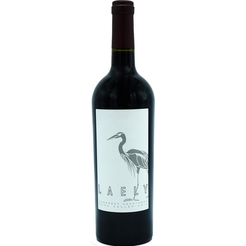 Laely, Napa Valley Cabernet Sauvignon 2012 from Laely - Parcelle Wine