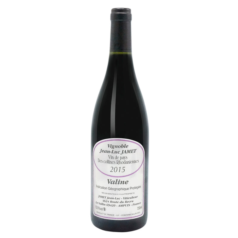 Jean-Luc Jamet, VDP Collines Rhodaniennes 2015 from Jean-Luc Jamet - Parcelle Wine