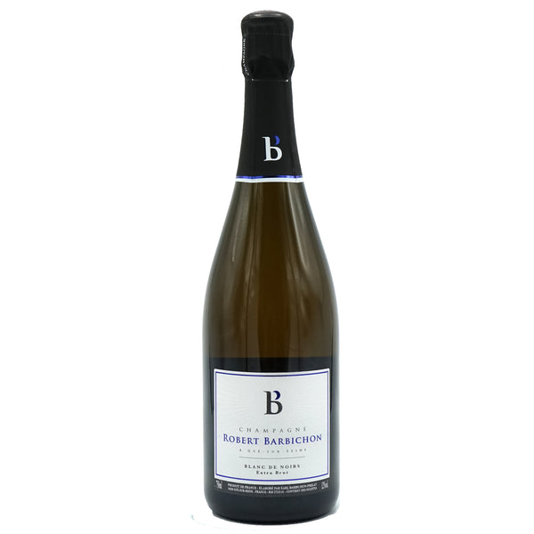 Robert Barbichon, Blanc de Noirs NV from Barbichon - Parcelle Wine