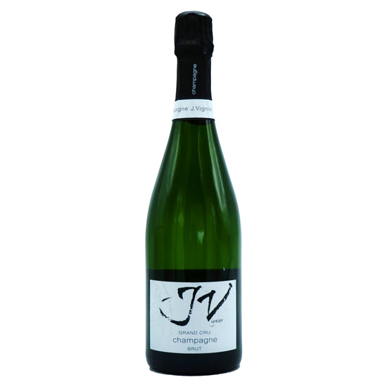 J. Vignier, Blanc de Blancs Grand Cru Brut NV from J. Vignier - Parcelle Wine
