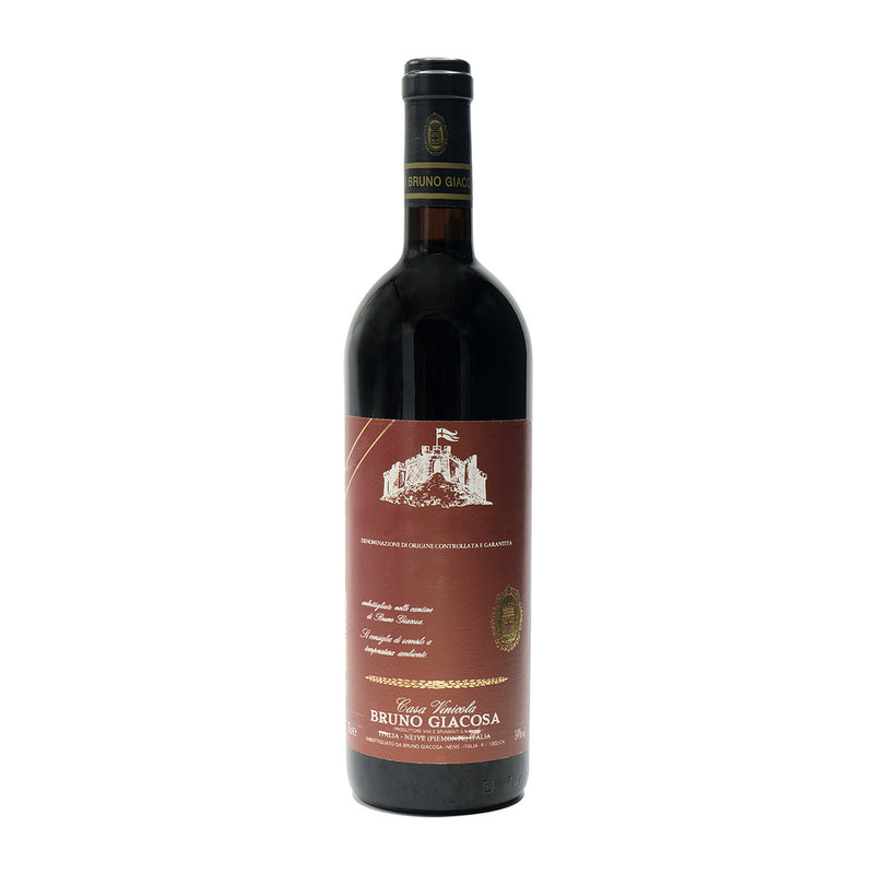 Bruno Giacosa, Barbaresco 1982 from Bruno Giacosa - Parcelle Wine