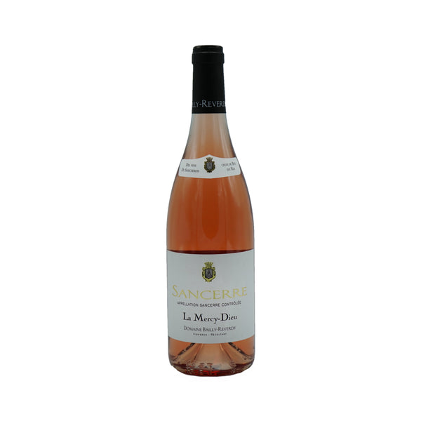 Domaine Bailly-Reverdy, Sancerre Rosé 2019 from Bailly-Reverdy - Parcelle Wine