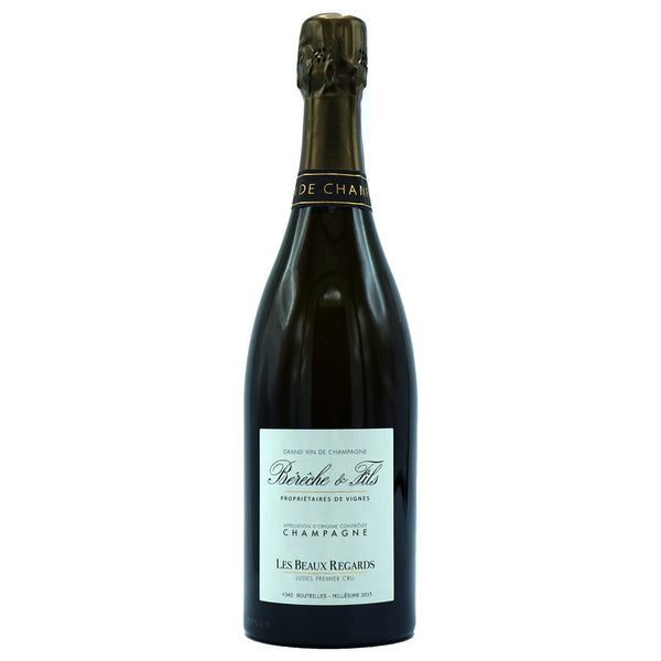 Bérêche & Fils, 'Beaux Regards' 1er Cru Ludes 2015 - Parcelle Wine