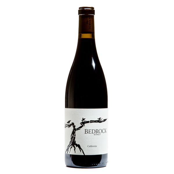 Bedrock, Syrah California 2018 from Bedrock - Parcelle Wine