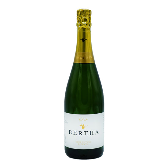 Bertha, Brut Nature NV from Bertha - Parcelle Wine