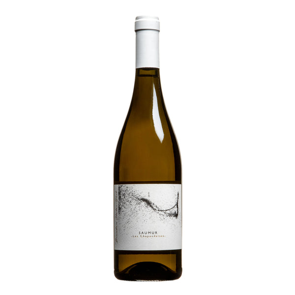 Brendan Stater-West, 'Les Chapaudaises' Saumur Blanc 2018 from Brendan Stater-West - Parcelle Wine