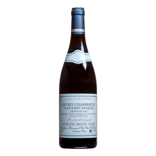 Bruno Clair, 'Clos St. Jacques' 1er Cru Gevrey-Chambertin 2010 from Bruno Clair - Parcelle Wine