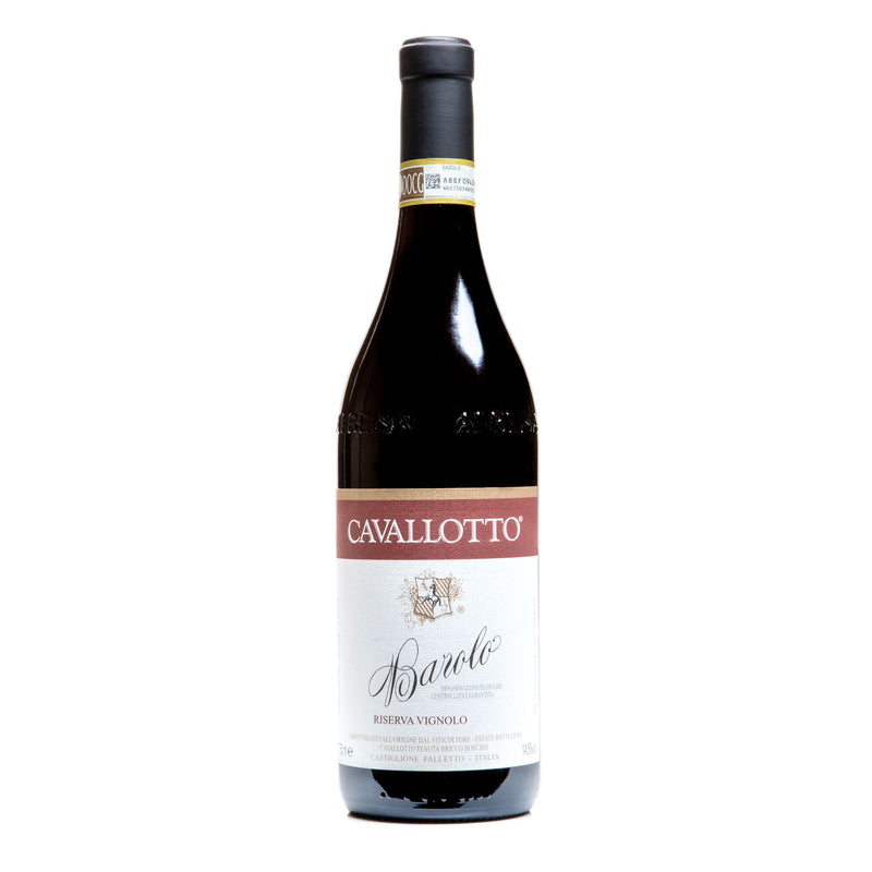 Cavallotto, 'Vignolo' Barolo Riserva 2012 from Cavallotto - Parcelle Wine