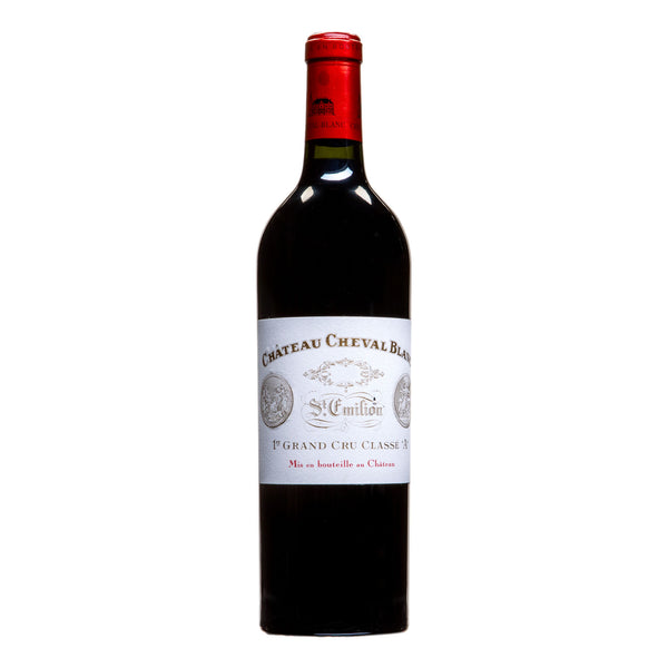 Château Cheval Blanc 2009 from Château Cheval Blanc - Parcelle Wine