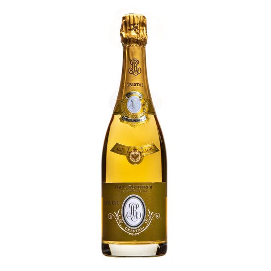 Cristal, Brut 2002 from Cristal - Parcelle Wine