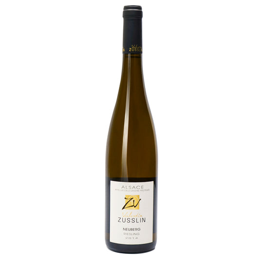 Zusslin, 'Neuberg' Riesling Alsace 2014 from Zusslin - Parcelle Wine
