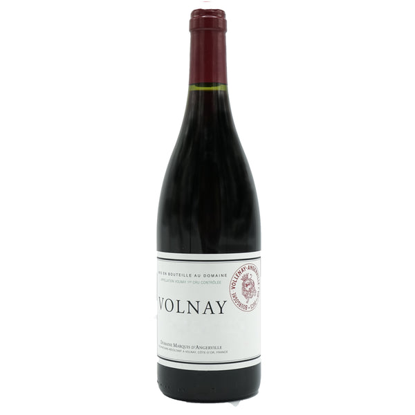 Marquis d'Angerville, 1er Cru Volnay 2018 from D'Angerville - Parcelle Wine