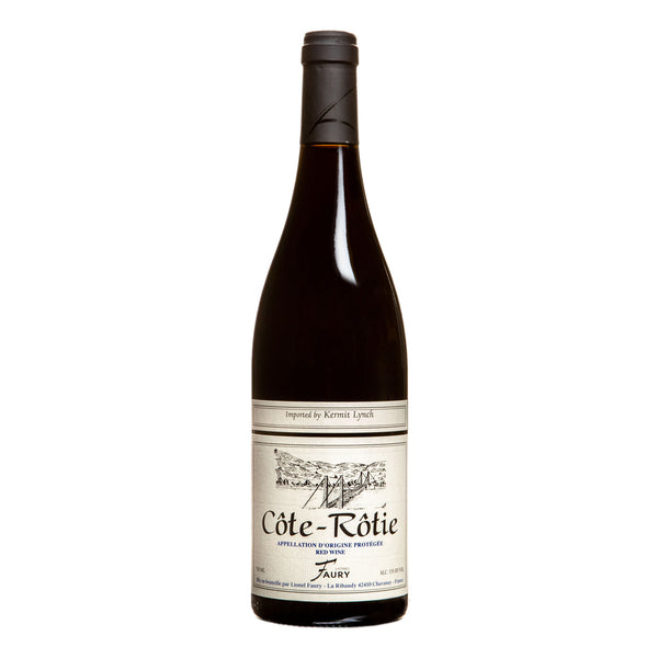 Domaine Faury, Côte-Rôtie 2018 from Domaine Faury - Parcelle Wine