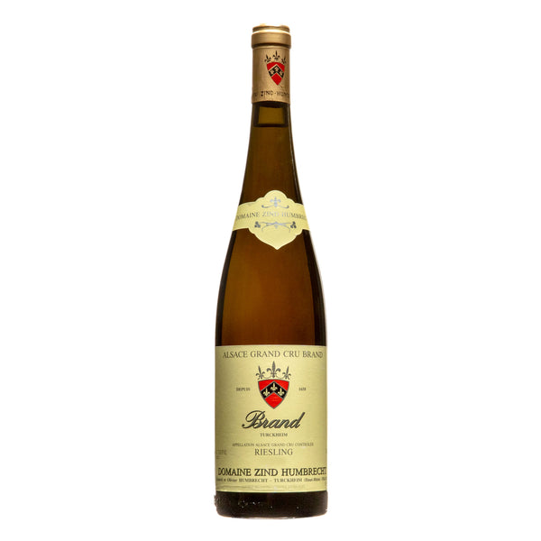 Domaine Zind-Humbrecht, 'Brand' Riesling Alsace 2007 from Domaine Zind-Humbrecht - Parcelle Wine