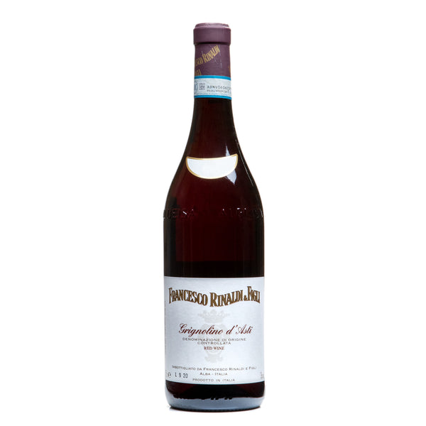 Francesco Rinaldi, Grignolino d'Asti 2019 from Francesco Rinaldi - Parcelle Wine