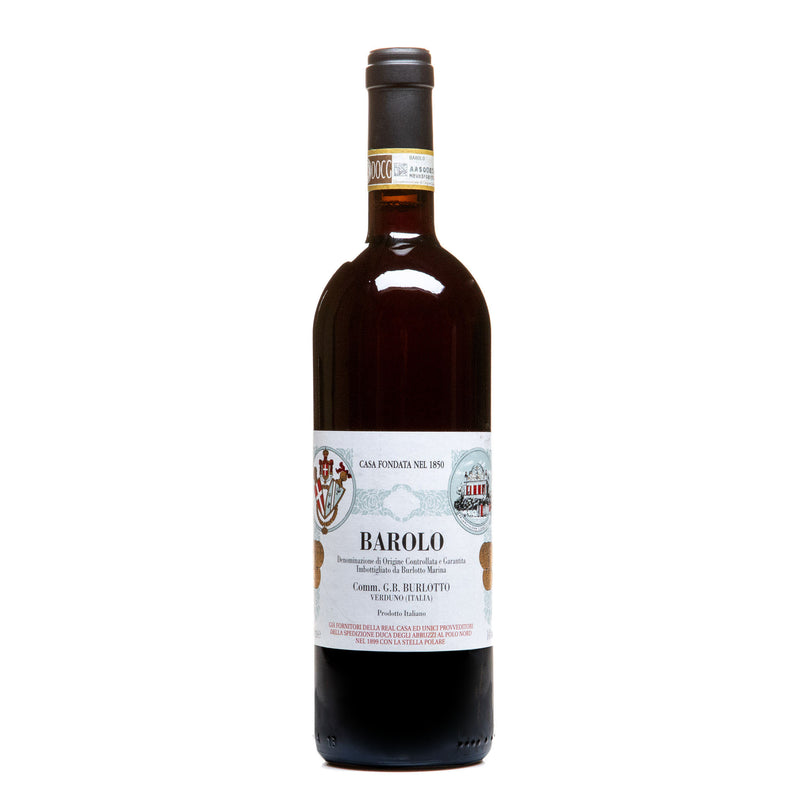 G.B. Burlotto, Barolo 2014 from G.B. Burlotto - Parcelle Wine