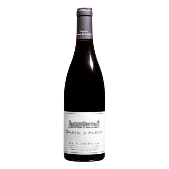Génot-Boulanger, Chambolle-Musigny 2018 from Génot-Boulanger - Parcelle Wine