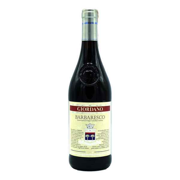 Giordano, Barbaresco 1965 from Giordano - Parcelle Wine
