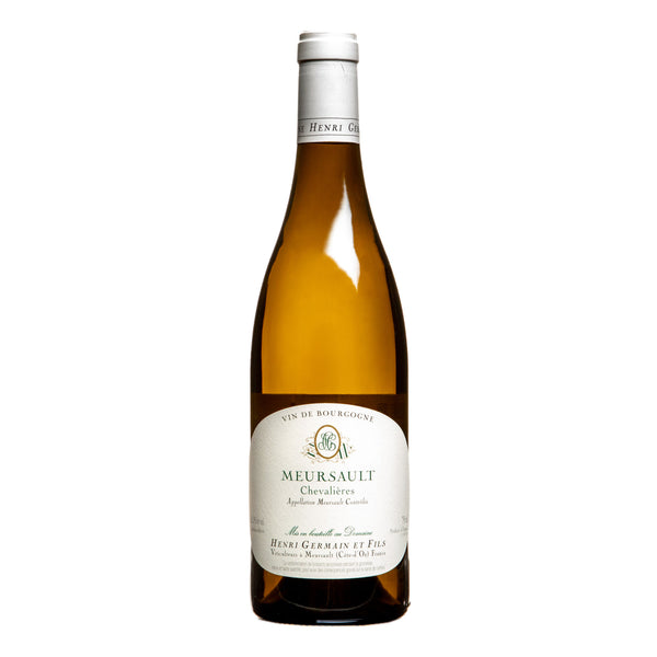 Henri Germain, 'Chevalières' Meursault 2018 from Henri Germain - Parcelle Wine
