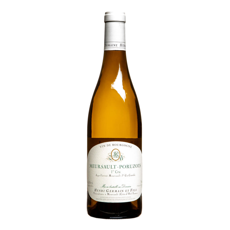 Henri Germain, 'Porusots' 1er Cru Meursault 2018 from Henri Germain - Parcelle Wine