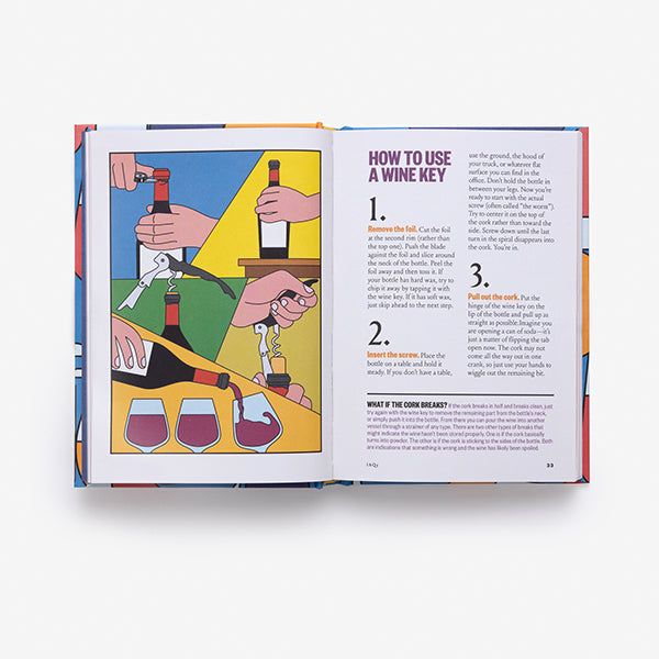 How to Drink Wine: The Book from How To Drink - Parcelle Wine