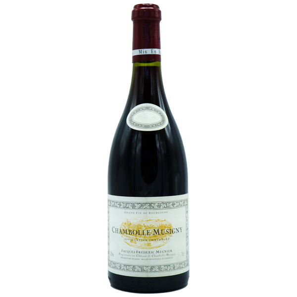 JF Mugnier, Chambolle-Musigny 2007 from JF Mugnier - Parcelle Wine
