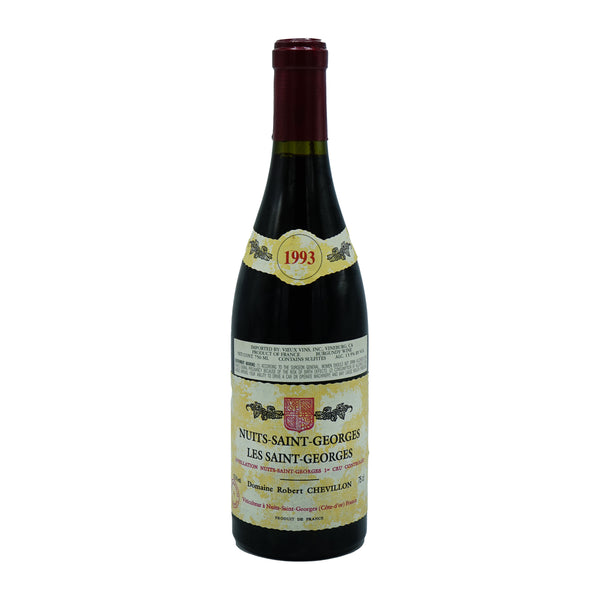 R. Chevillon, 'Les Saint Georges' 1er Cru Nuits-St-Georges 1993 from R. Chevillon - Parcelle Wine