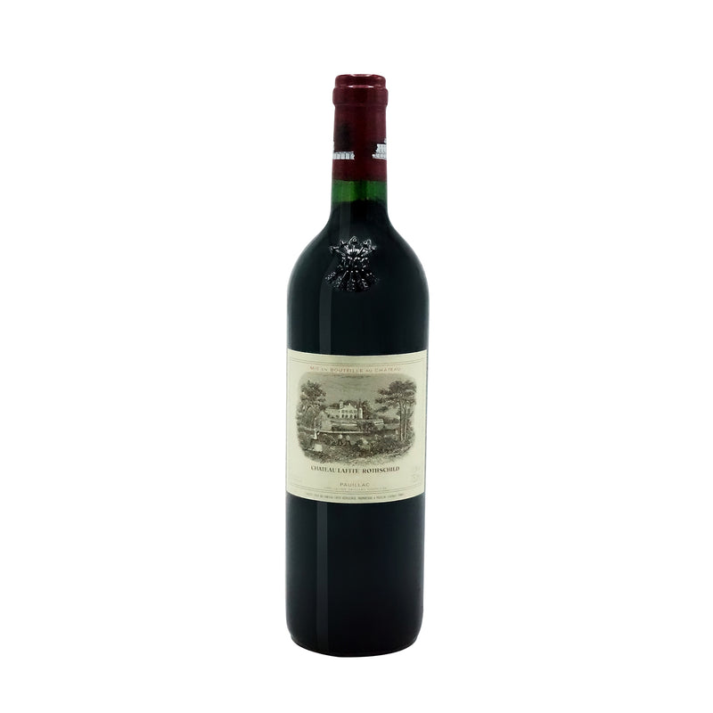 Château Lafite Rothschild, Pauillac 2001 from Château Lafite Rothschild - Parcelle Wine