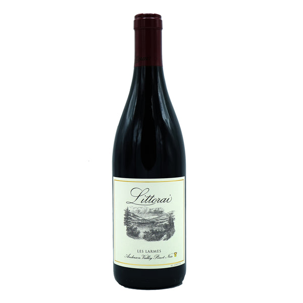 Littorai, 'Les Larmes' Pinot Noir Anderson Valley 2018 from Littorai - Parcelle Wine