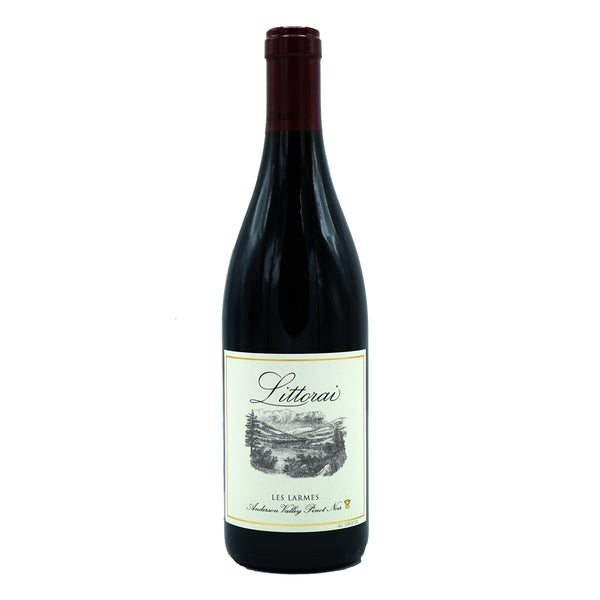 Littorai, 'Les Larmes' Pinot Noir Anderson Valley 2019 from Littorai - Parcelle Wine