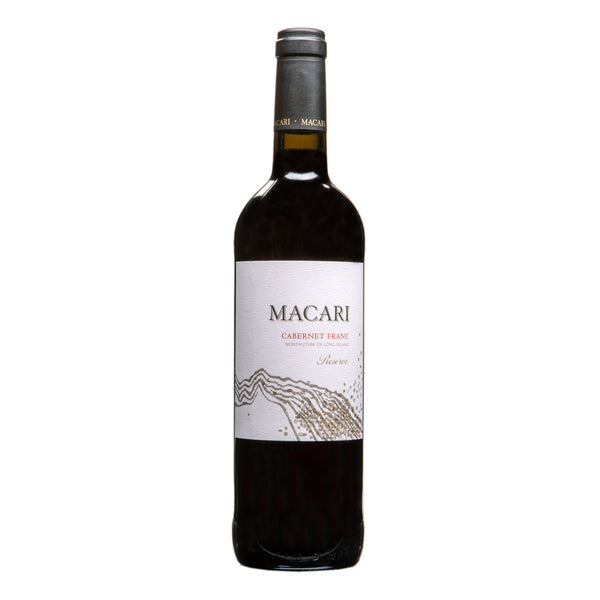 Macari North Fork Cabernet Franc 2015 from Macari - Parcelle Wine