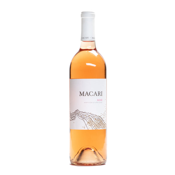 Macari North Fork Rosé 2019 from Macari - Parcelle Wine