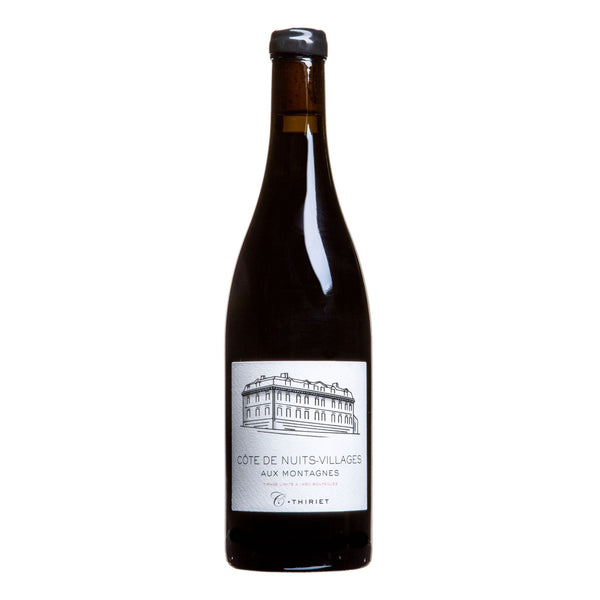 Maison MC Thiriet, 'Montagnes' Côte de Nuits-Villages 2019 - Parcelle Wine