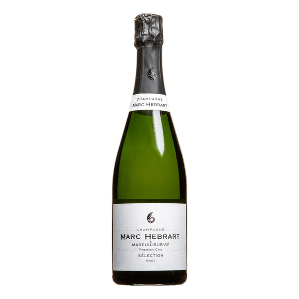 Marc Hebrart, Brut Selection Champagne NV from Marc Hebrart - Parcelle Wine