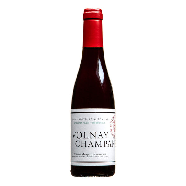 Marquis D'Angerville, 'Champans' 1er Cru Volnay 2017 Half-Bottle from D'Angerville - Parcelle Wine