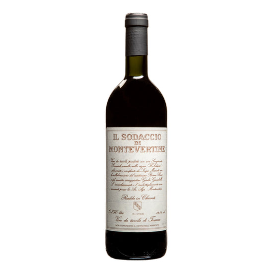 Montevertine, 'Il Sodaccio' Toscana IGT 1997 from Montevertine - Parcelle Wine