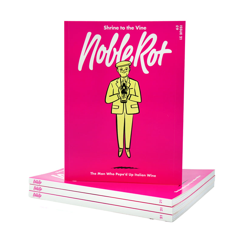 Noble Rot Magazine Issue 21 from Noble Rot - Parcelle Wine