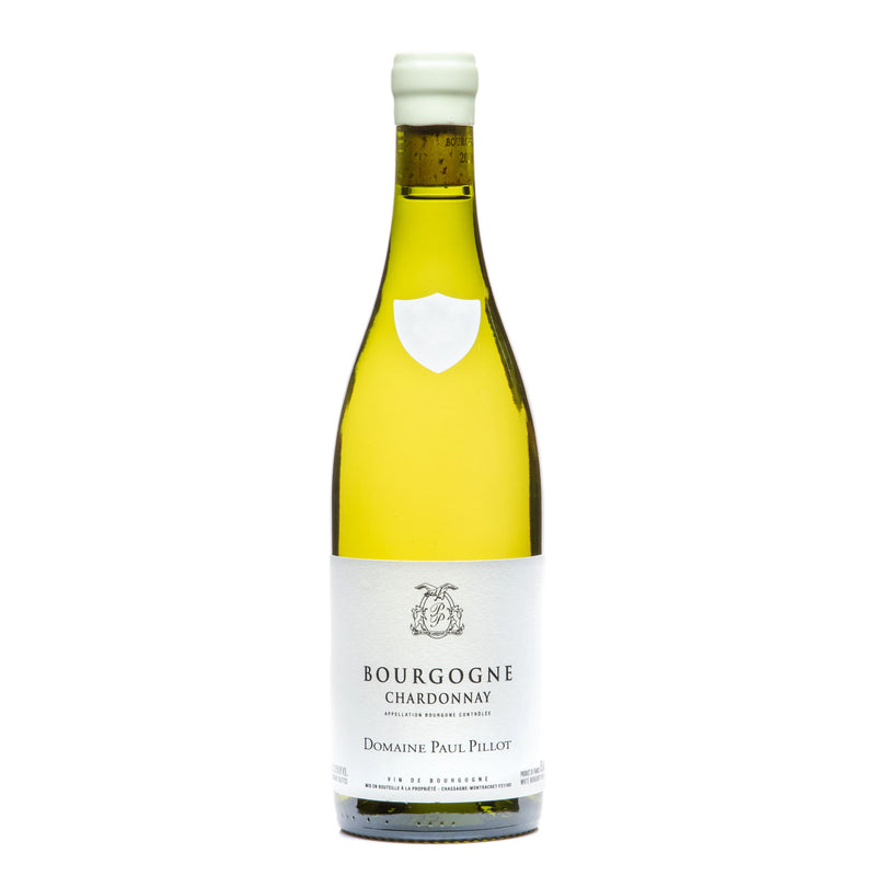 Paul Pillot, Bourgogne Blanc 2018 from Paul Pillot - Parcelle Wine