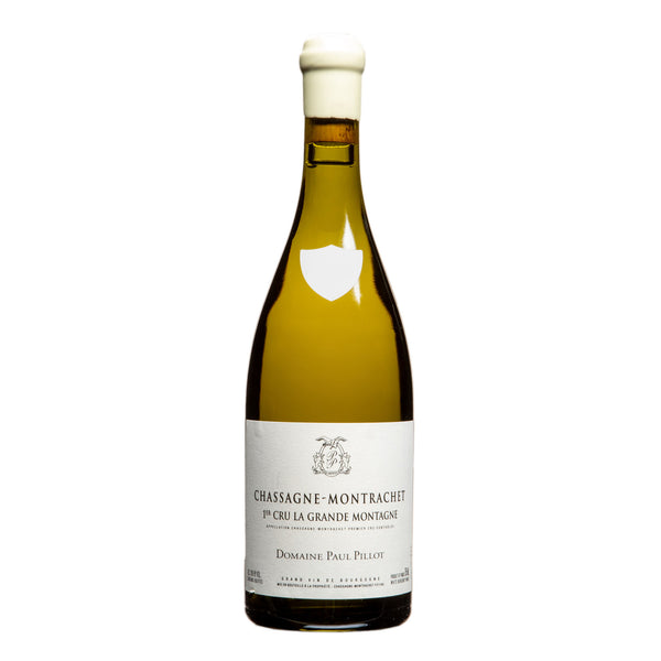 Paul Pillot, 'La Grande Montagne' 1er Cru Chassagne-Montrachet 2016 from Paul Pillot - Parcelle Wine