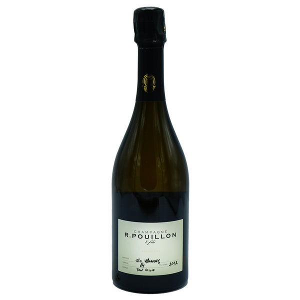 R. Pouillon, 'Les Valnons' Grand Cru Brut 2012 from R. Pouillon - Parcelle Wine