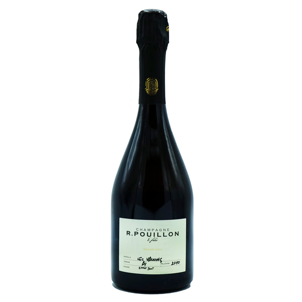 R. Pouillon, 'Les Valnons' Grand Cru Brut 2010 from R. Pouillon - Parcelle Wine
