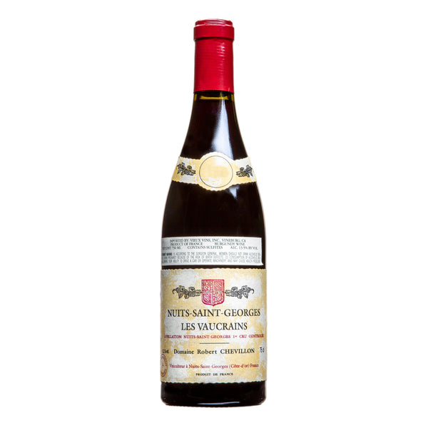R. Chevillon, 'Les Vaucrains' 1er Cru Nuits-St-Georges 1993 from R. Chevillon - Parcelle Wine
